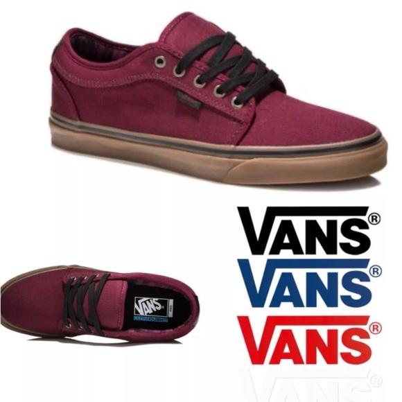2c300bd9764d60 Vans Chukka Low Plaid Port Shoes